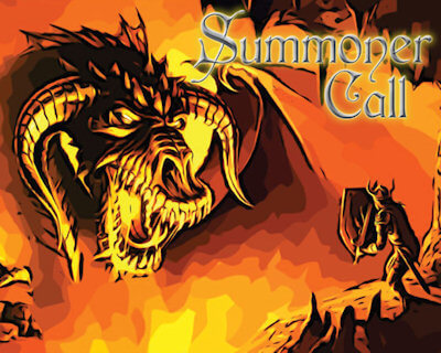 Summoner Call ArtWork