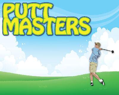 Putt Masters Art