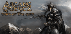 Arcane Quest 2 RPG Mobile Game