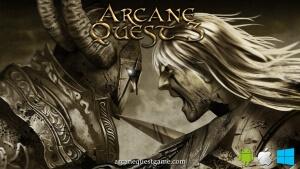 Arcane Quest 3 - Wallpaper 02