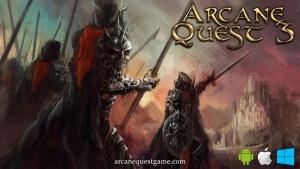 Arcane Quest 3 - Wallpaper 03