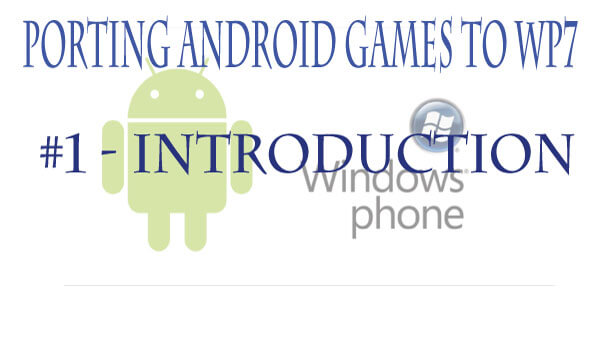 make an android game 1