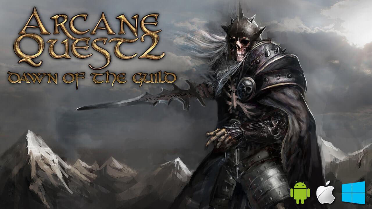 Arcane Quest 2 Wallpaper 5