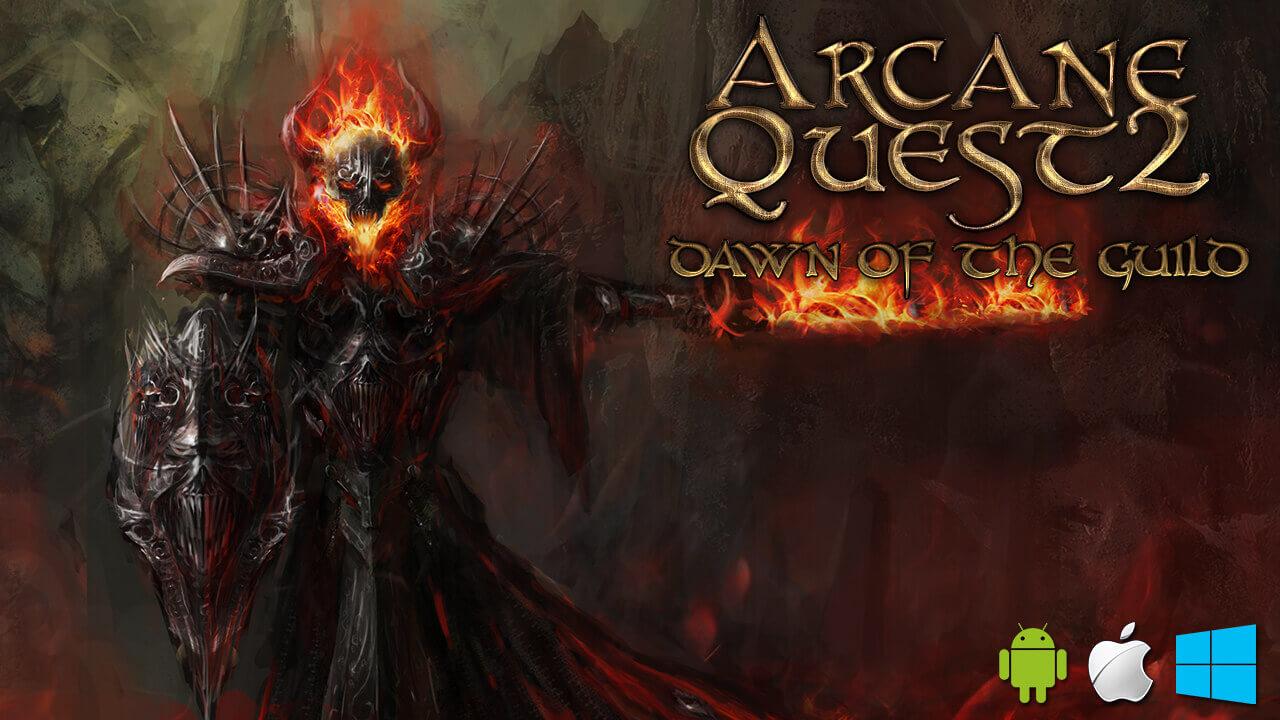 Arcane Quest 2 Wallpaper 3