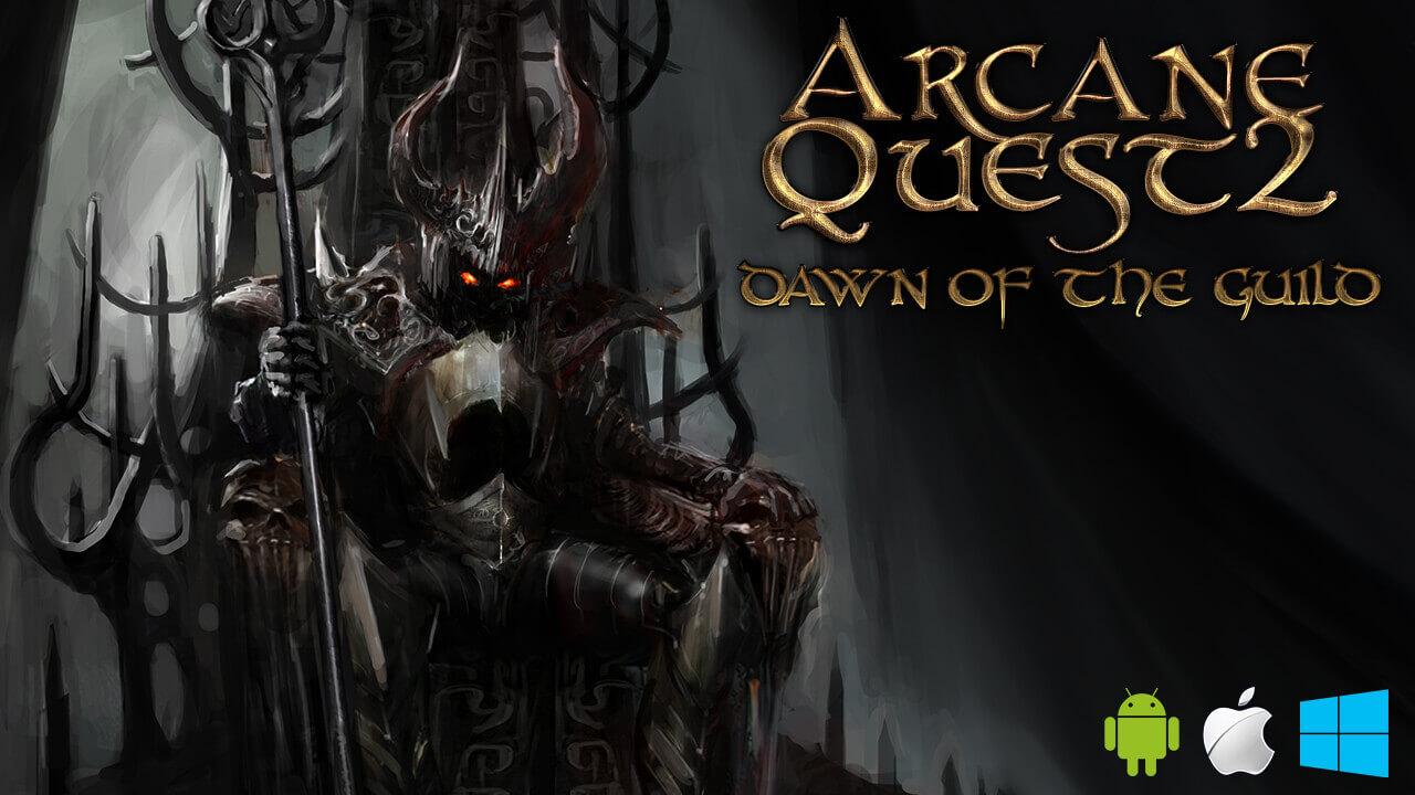 Arcane Quest 2 Wallpaper 1