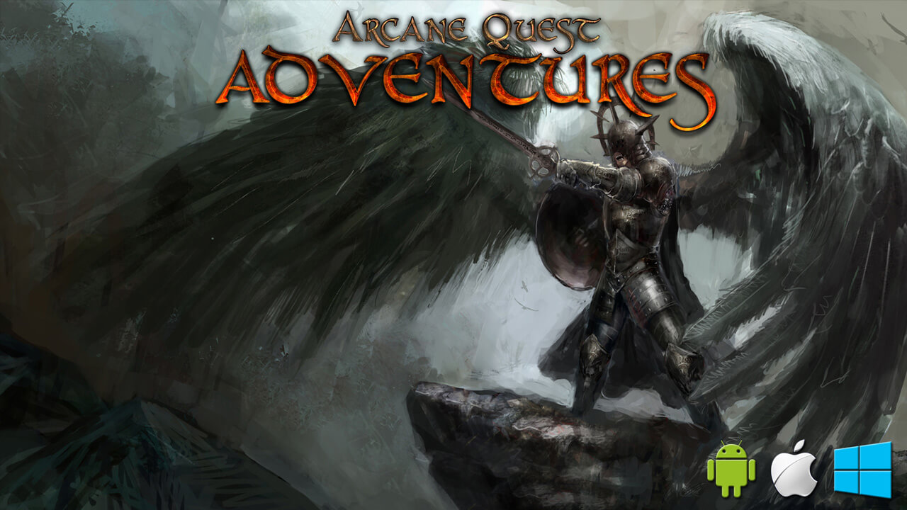 Arcane Quest Adventures Wallpaper