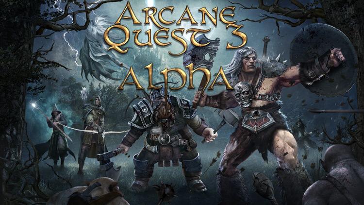 Arcane Quest 3 Alpha