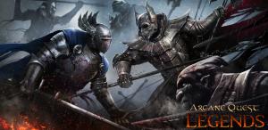 Arcane Quest Legends Splash