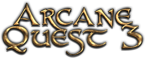 Arcane Quest 3 Title Small